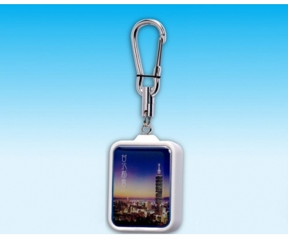 Key Ring Scenery Series 65293 Taipei City