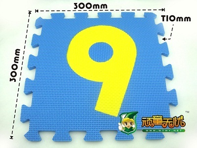 Kids Intelligence Toy Jigsaw Puzzle Mats Floor