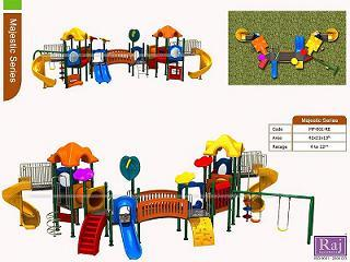 Kids Multiplay Equipment