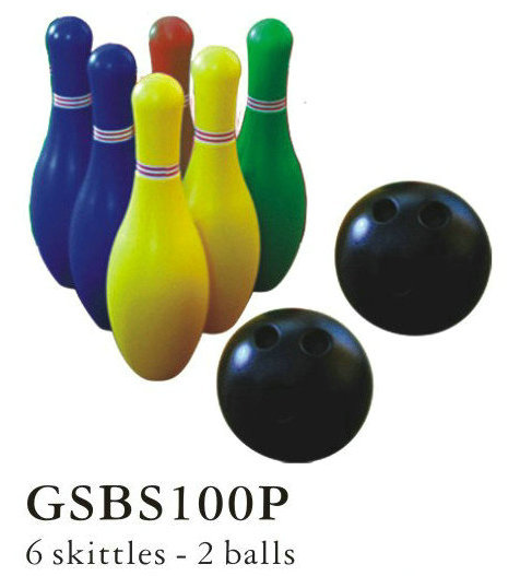Kids Toys Plastic Bowling Set Gsbs100p