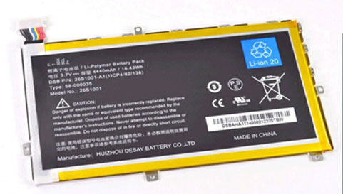 Kindle Fire Hd 7 Battery 26s1001