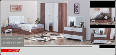 Kivilcim Bedroom Furniture Sets