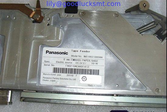 Kme Cm402 602 Npm 8mm Smt Feeder With Sensor For 0201 Component N610031080a