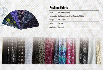 Knitted Fabrics Garments Fashion Fabric