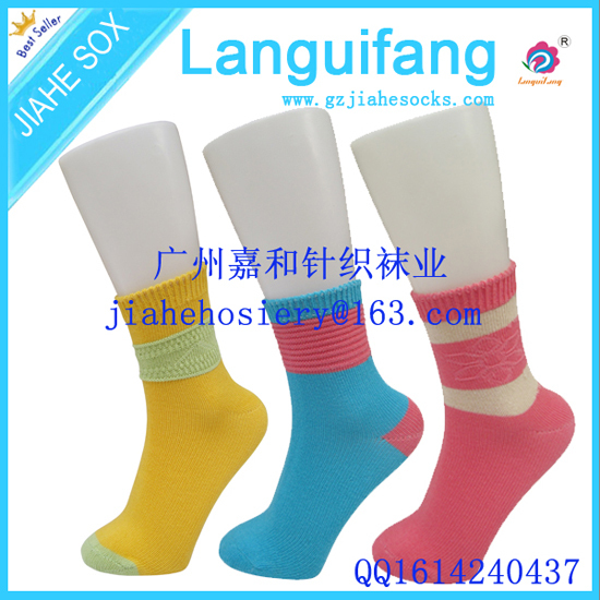 Knitted Fashion Woman Sock