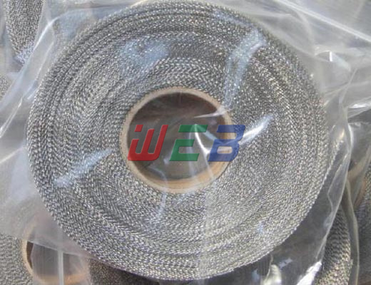 Knitted Wire Mesh Anping Manufacturer