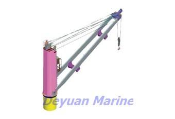 Knuckle Boom Crane Type Kbs
