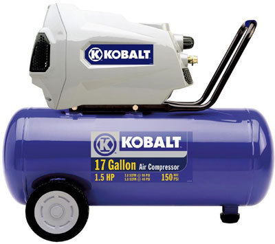 Kobalt F226vwlvp Air Compressor