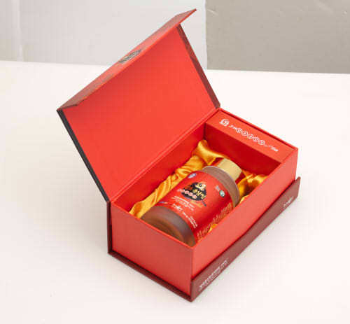 Korea Fermented Red Ginseng Capsule 60 Capsules 180