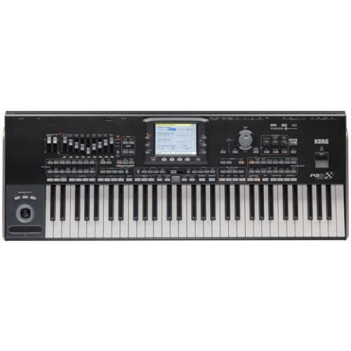 Korg Pa3x61 61 Key Arranger Workstation Keyboard