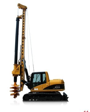 Kr125a Rotary Drilling Rig