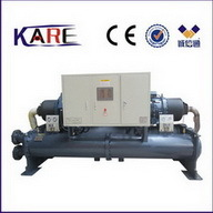 Krs Series Bitzer Double Screw Compressor Chiller Water Cooling System