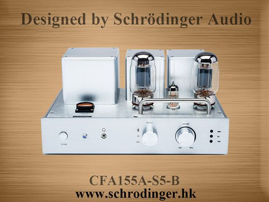 Kt88 Vacuum Tube Bluetooth Amplifier Class A Single Ended
