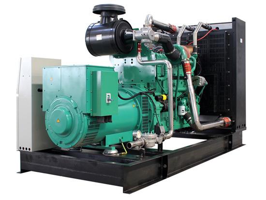 Kta19 Cummins Natural Gas Generator Biogas Wood