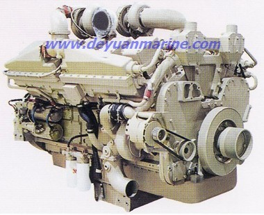 Kta50 Series 1400hp China Cummins Engine