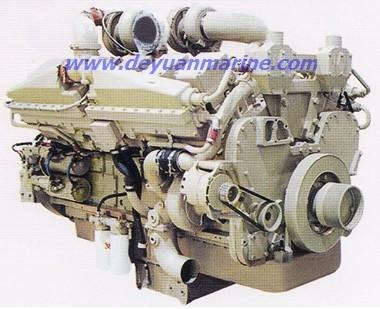 Kta50 Series 1400hp China Cummins Engine
