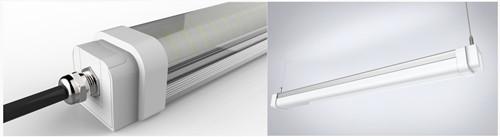 L07g Mn Mini Ip66 Tri Proof Led Light W44 H40 L600 900 1200mm