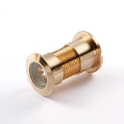 L160 Solid Brass Jumbo Door Viewer