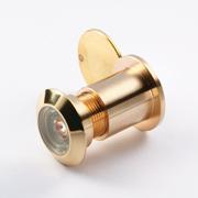 L180 Solid Brass Jumbo Door Viewer