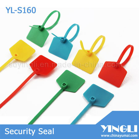 Label Cable Tie Yl S160