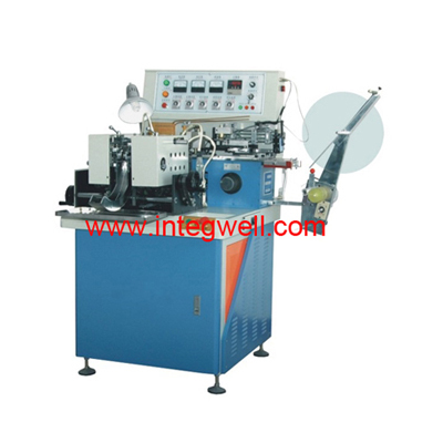 Label Cutting And Multifunction Folding Machine