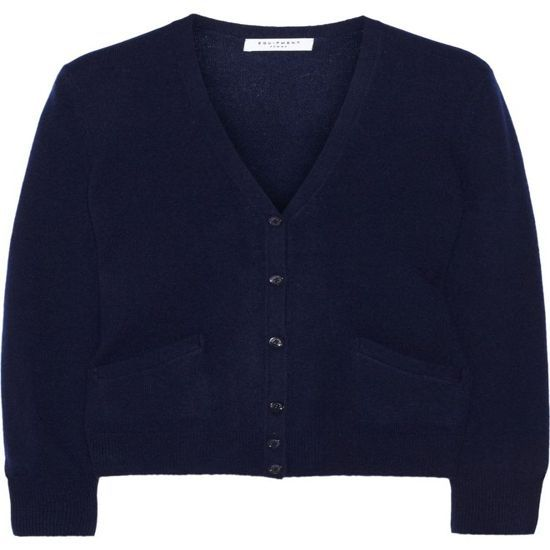 Ladies Crew Neck 100 Cashmere Cardigan