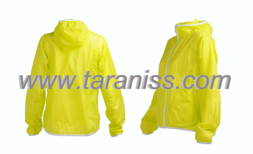 Lady S Light Weiht Windbreaker Manufacturer