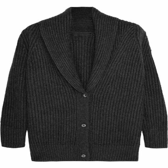 Lady Wool And Cashmere Cardigan