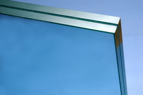 Laminated Glass Tempered Processed