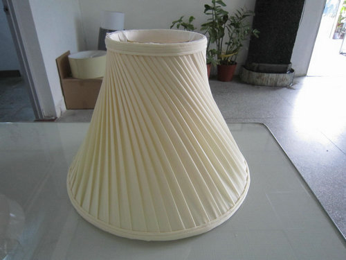 Lamp Shade Pleated