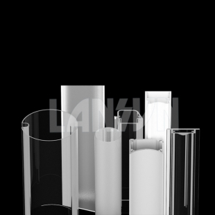 Lansun Custom Plastic Tube