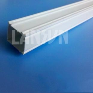 Lansun Opal Pc Tube Custom Plastic Extrusion