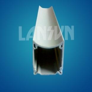 Lansun Pc Tube Custom Plastic Extrusion