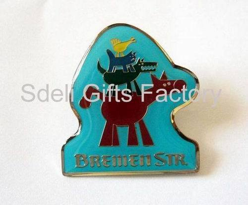 Lapel Pin For Clothes Decoration With Nice Quality