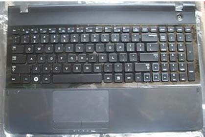 Laptop Shell Cover C Topcase For Samsung Np300e5a