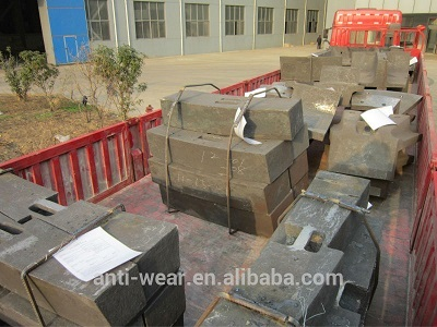 Large Ag Mill Castings For Mine Mills