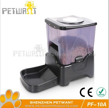 Large Capacity Automatic Pet Feeder