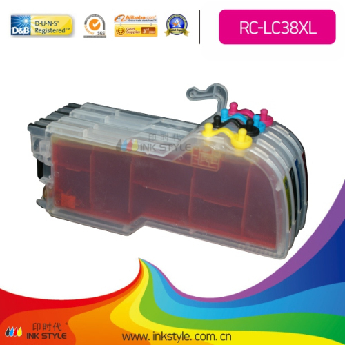 Large Refill Ink Cartridge For Brother Lc11 Lc16 Lc38 Lc61 Lc65 Lc980 Lc990