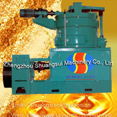 Large Scale Cold Oil Press Machine