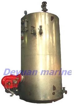 Large Type Marine Oil Fired Boiler