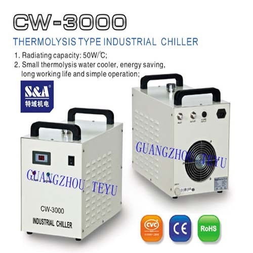 Laser Chiller For Co2 Machine