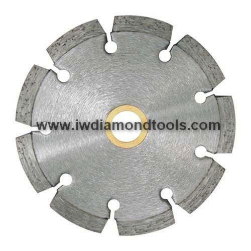 Laser Welded Diamond Cutting Blades