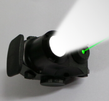 Laserwin Tactical Green Laser Sight For Pistols