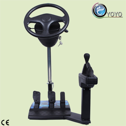 Latest Education Tool Vehicle Simulation Machine