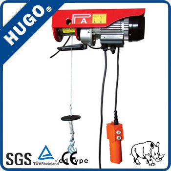 Latest Wholesale Twin Hook Electric Wire Rope Hoist Top Quality
