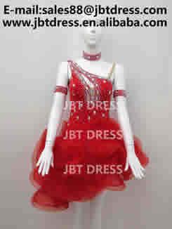 Latin Dance Dress Jl1545