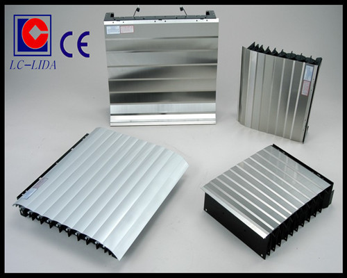 Lc Lida Cnc Machine Amoured Vertical Bellow Covers Supplier