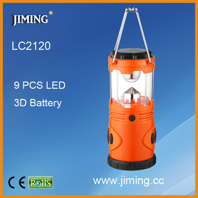 Lc2120 Led Camping Lamp