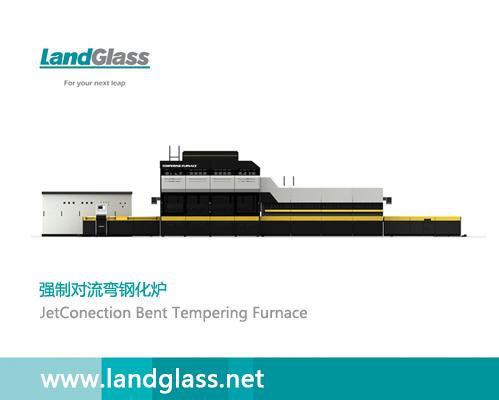 Ld B Series Bending Glass Tempering Machine