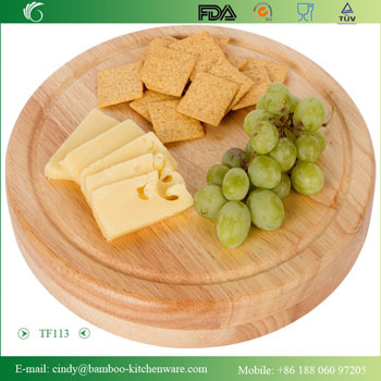Ld Box Cheese Cuting Board Iwth Knife And Fork Set
